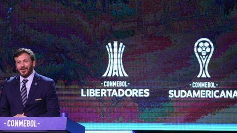 Conmebol aboga por retorno del fútbol ante presidentes de Mercosur