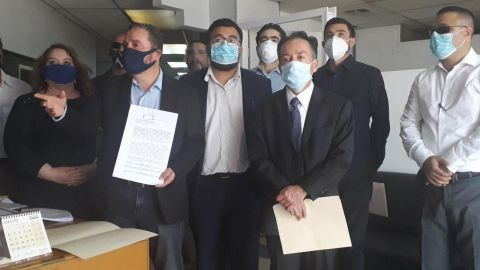 Exigen abogados reapertura inmediata de juzgados en Baja California