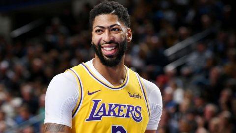 Anthony Davis, tras el parón, ve a los Lakers más favoritos al título