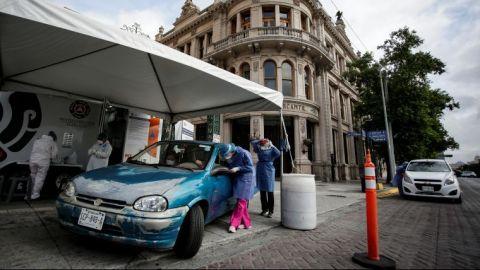 Endurecen medidas por alza de contagios en Nuevo León