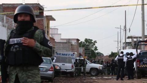 Aumenta a 27 número de víctimas de masacre en estado mexicano de Guanajuato