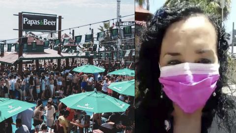 """""""Estoy haciendo mi trabajo aunque les duela"""": alcaldesa de Rosarito"""
