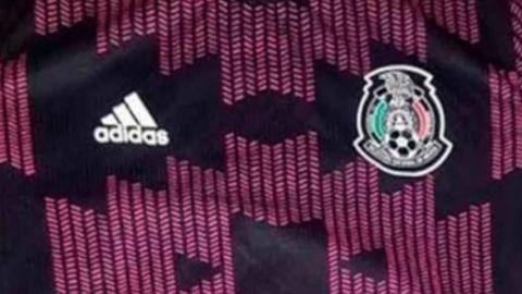 Filtran la que sería la nueva playera del Tricolor
