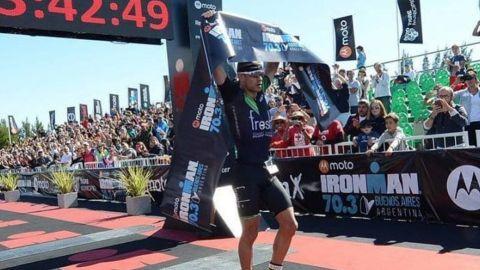 Con medidas extremas de seguridad el Ironman Buenos Aires alista su vuelta