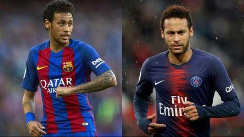 Neymar pacta con el PSG; regresaría al Barcelona