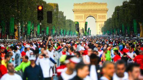 Coronavirus aplaza para noviembre el Maratón de París