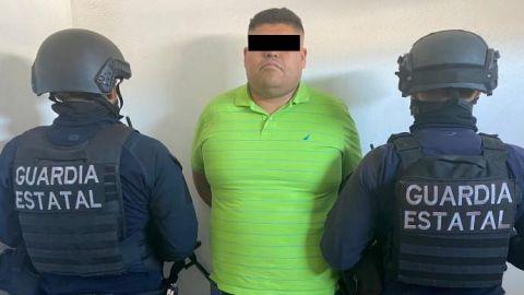 Capturan a líder del CJNG en Tecate