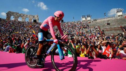 """La UCI ya ve """"la luz al final del túnel"""""""