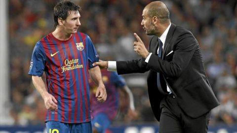 Guardiola se pronuncia sobre la salida de Messi del Barcelona