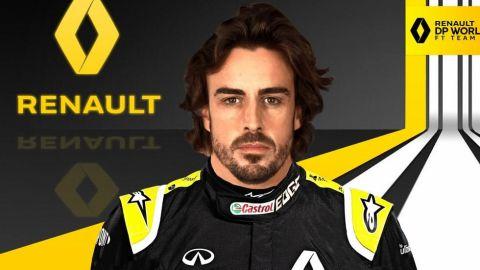 """Alonso: """"No puedo estar más feliz, es un día importante para mí"""""""