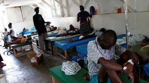 Travesía sin retorno de 400 haitianos atrapados en Colombia por la COVID-19
