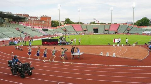 El atletismo se reinventa: una justa en 7 sedes simultáneas