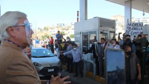 Diputado Molina apoya acciones del Gobernador para eliminar cobro en caseta