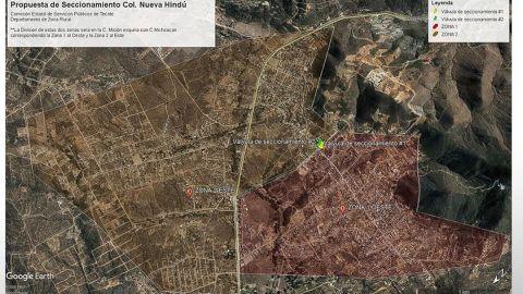 Inicia tandeo de agua en Tecate