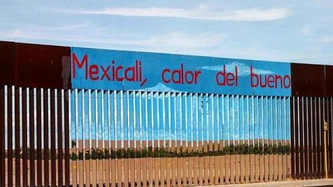 Altas temperaturas para este fin de semana en Mexicali