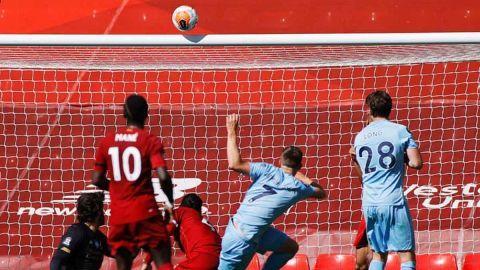 Liverpool se salvó del tropiezo