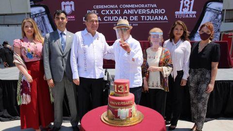 ¡Felicidades, Tijuana! Celebran 131 aniversario de su fundación