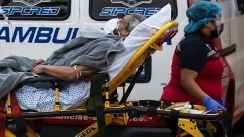 México llega a 36 mil muertes por Covid