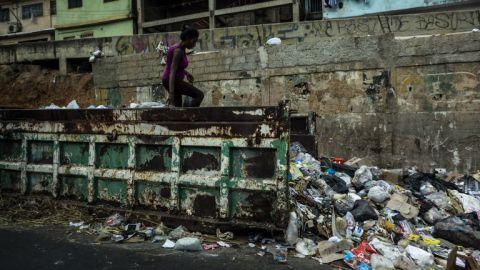 Venezuela se acerca a África en pobreza