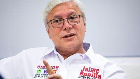 Bonilla, el quinto mejor gobernador del país y el único de Morena