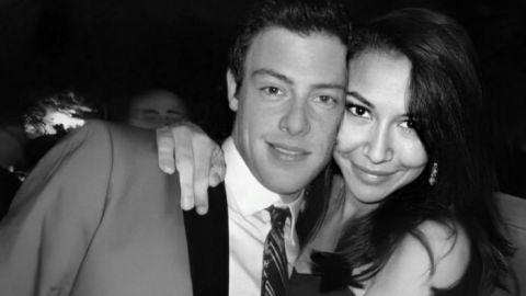 La fatal coincidencia entre Cory Monteith y Naya Rivera de Glee