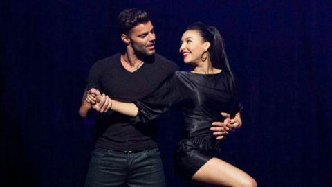 Ricky Martin y exGlees lamentan muerte de Naya Rivera
