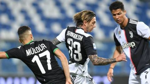 Juventus roza el título pese a nuevo tropiezo; el Lazio ya no sabe ganar
