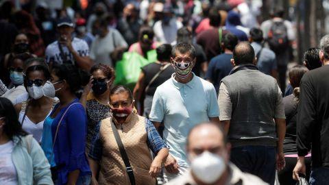México cerca de convertirse en el tercer país con más muertes