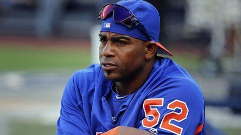 Con Céspedes de designado, los Mets se entusiasman