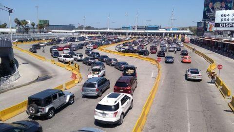 Continuará la restricción en la frontera por lo menos hasta el 20 de agosto