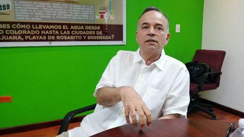 SEPROA habla del proyecto de agua para Baja California