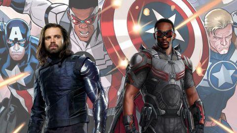 Marvel no estrenará su serie ``Falcon & The Winter Soldier´´ por coronavirus
