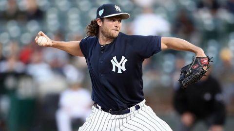 Yankees: Cole se siente preparado para abrir el jueves