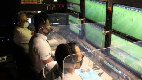 Realizan pruebas del VAR en el estadio Kraken