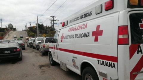 Dos lesionados por arma de fuego en Playas de Rosarito