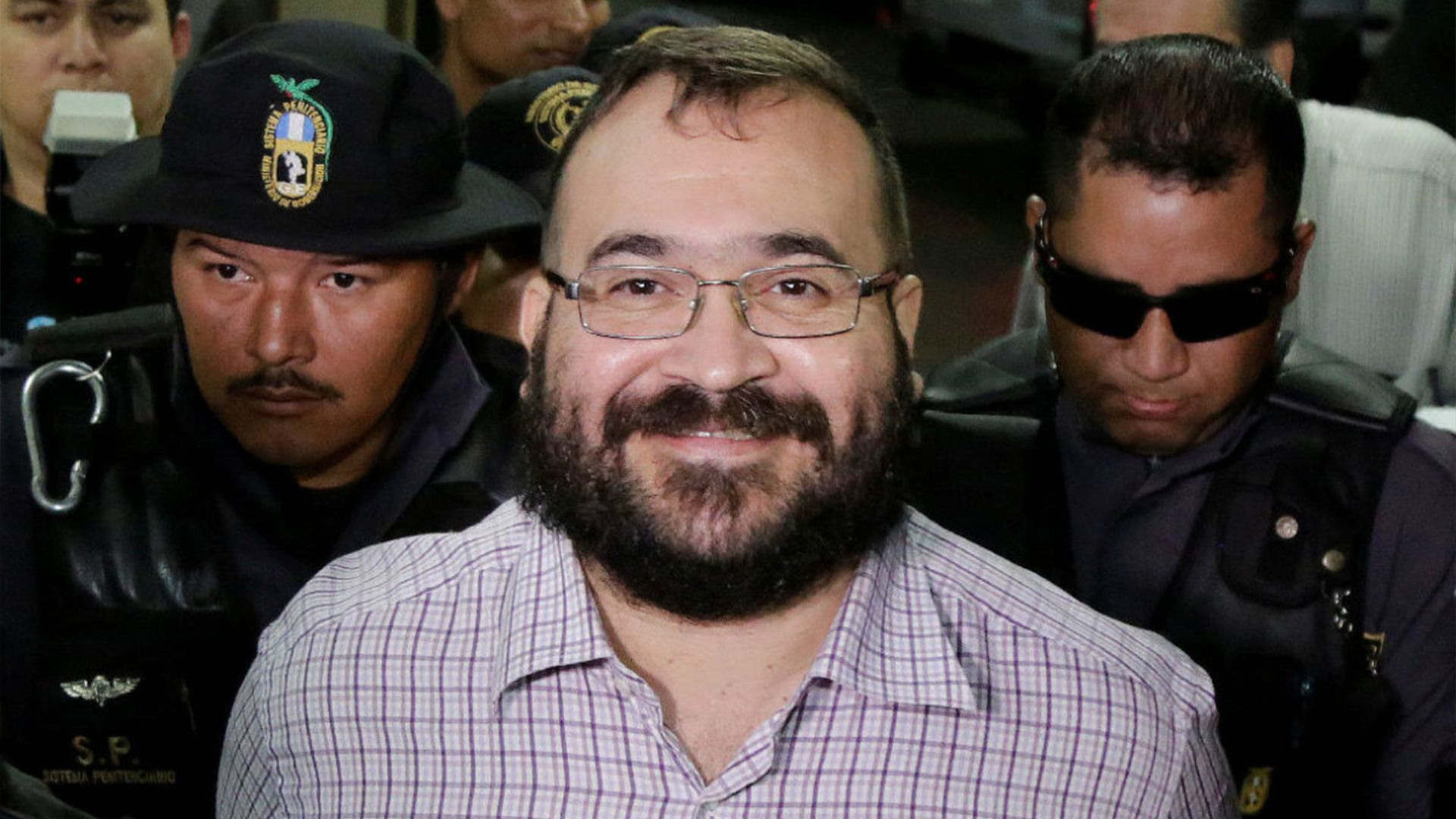 Javier Duarte pide amparo contra nueva orden de aprehensión