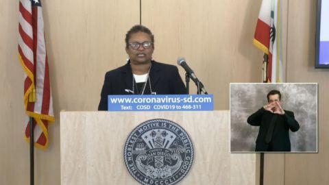 Más de 400 casos nuevos de COVID-19 en San Diego, suman 24135
