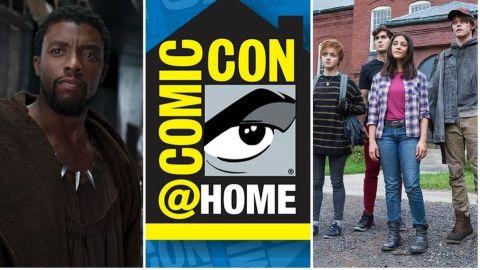 Todo lo que tienes que saber de la Comic-Con@Home