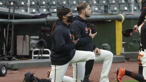 MLB permitirá parches de 'Black Lives Matter'