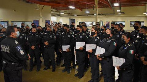 Aprueba Congreso que Ayuntamiento y FGE informen sobre prestaciones a Policías