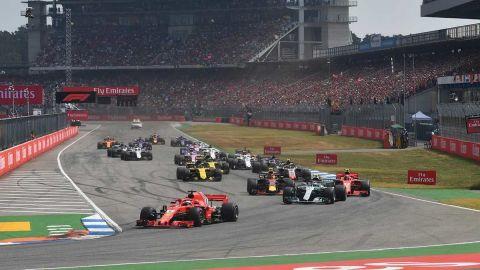 Rechaza Hockenheim albergar un GP de F1