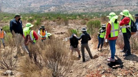 En el año han encontrado 48 restos humanos