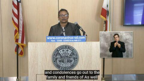 18 muertes en un día por COVID-19 en San Diego, suman 505