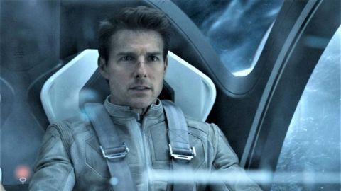 Universal busca filmar película de Tom Cruise en el espacio