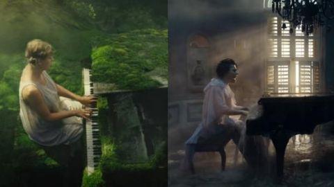 Taylor Swift trabaja junto a mexicano en su nuevo video