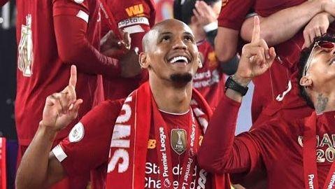 Roban hogar de Fabinho mientras éste festeja con Liverpool