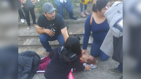 Ordena Simpatt callar sobre muerte de anciana arrollada por trenecito
