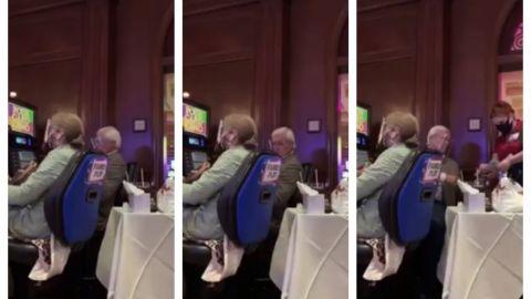VIDEO: Captan al gobernador Jaime Bonilla jugando en casino
