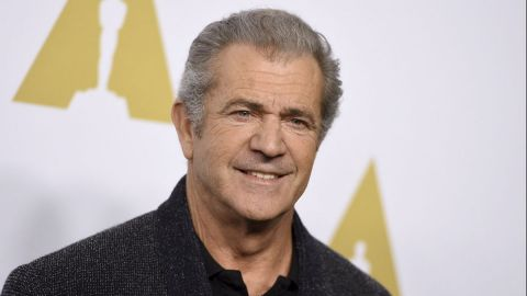 Mel Gibson fue ingresado por coronavirus