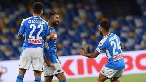 Nápoles vuelve a la senda del triunfo sin 'Chucky'